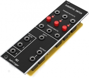 Behringer 962 SEQUENTIAL SWITCH Syntezator modularny